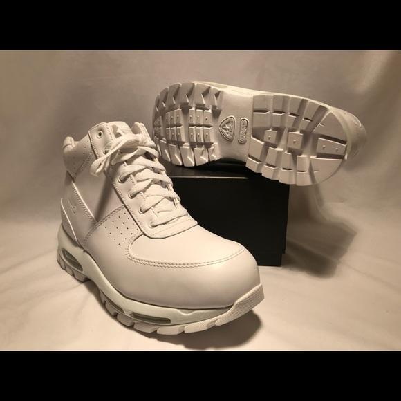 sale retailer 7e47d 826f2 Nike Air Max Goadome Boots. M 5c5e3ed3409c157ea742aba6